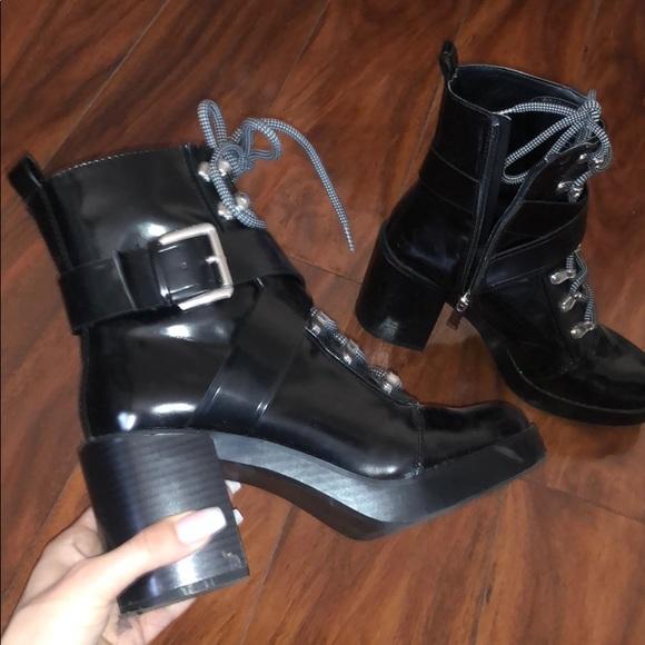 Zara Shoes - High heel boots